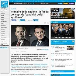 """Primaire de la gauche : la fin du concept de """"candidat de la synthèse"""""""
