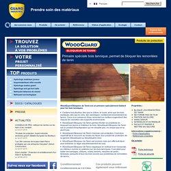 Primaire anti remontées de tanin pour bois - WoodGuard Bloqueur de tanin