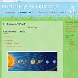 BLOG DE 5º DE PRIMARIA: CIENCIAS SOCIALES