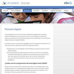 Primaria Digital – Plan Integral de Educación Digital
