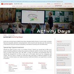 Primary Activity Days