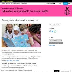 Primary school education resources