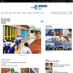 Pre-primary School / Asa studio