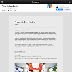 Primary School, London on Behance