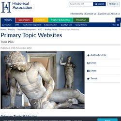 Primary Topic Websites