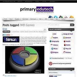 IWB Games » primaryedutech.com