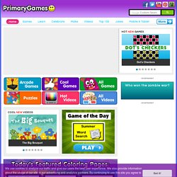 Games at PrimaryGames | Free Online Kids Games | The Fun Place to Learn!