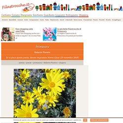 Primavera - I testi di Roberto Piumini in Filastrocche.it