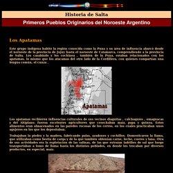 Primeros pueblos aborígenes del noroeste argentino