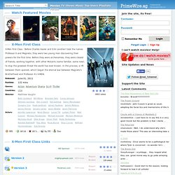 Watch X-Men First Class online - Watch Movies Online, Full Movies