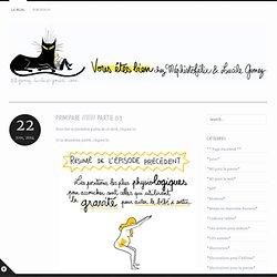 *Primipare* « Le blog de Lucile Gomez