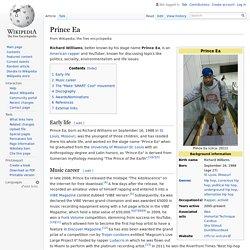 Prince Ea