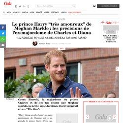 """Le prince Harry """"très amoureux"""" de Meghan Markle: les précisions de l'ex-majordome de Charles et Diana"""