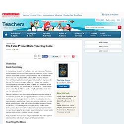 The False Prince Storia Teaching Guide