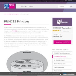 De PRINCE2 Principes - Kennisbank