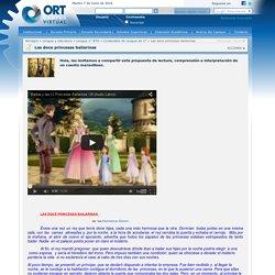 Las doce princesas bailarinas - Lengua 1° BTO - Campus Virtual ORT
