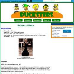 Biography for Kids: Princess Diana