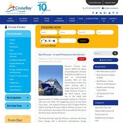 Sky Princess Cruises from Cruisebay