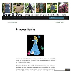 Princess Seams