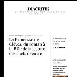 La Princesse de Clèves, du roman à la BD : de la lecture des chefs d'œuvre