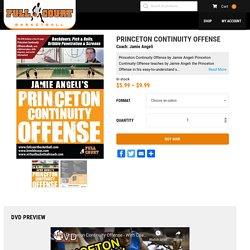 Princeton Continuity Offense by Jamie Angeli