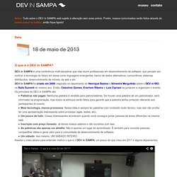 Dev in Sampa