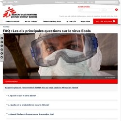 Doctors Without Borders Canada/Médecins Sans Frontières