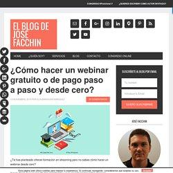 Cómo hacer un webinar: guía con las 3 principales plataformas