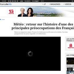 Météo : retour sur l'histoire d'une des principales préoccupations des Français