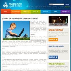 ¿Cuáles son los principales peligros en Internet? Proteccion Online
