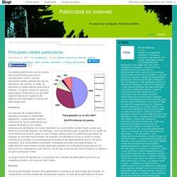 Principales medios publicitarios « Publicidad en Internet