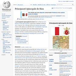 1189 Principauté épiscopale deSION