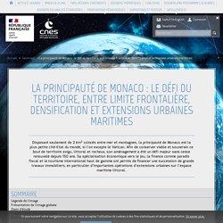 La principauté de Monaco : le défi du territoire, entre limite fron