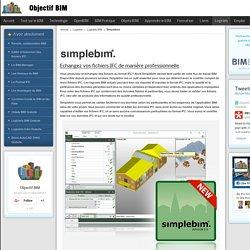 Principaux logiciels et applications utilisés en BIM