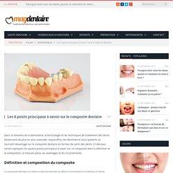 Les 4 points principaux à savoir sur le composite dentaire - Le Mag Dentaire