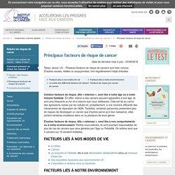 Principaux facteurs de risque de cancer - Comment prévenir au mieux les cancers ?