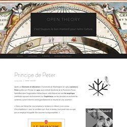 Principe de Peter
