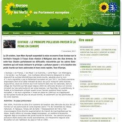 Ecotaxe : le principe pollueur-payeur à la peine en Europe