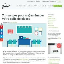 7 Principes pour (re)Aménager votre Salle de Classe