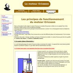 Moteurairchaud.com - Principes de fonctionnement du moteur Ericsson