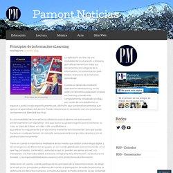 Principios de la formación eLearning « Pamont Noticias