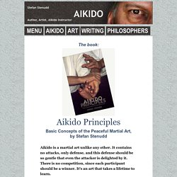 Aikido Principles - Basic Concepts of the Peaceful Martial Art