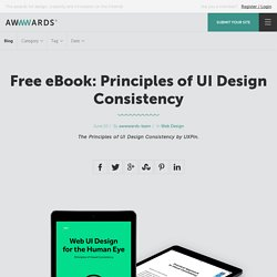 Free eBook: Principles of UI Design Consistency