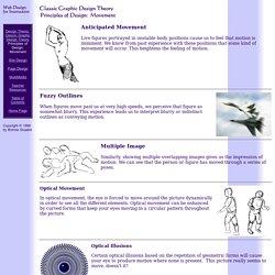 Principles of Design: Movement