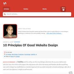 Principles Of Effective Web Design Guidelines - Smashing Magazine