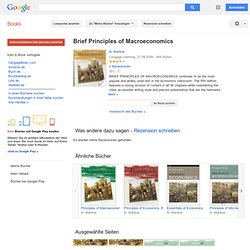 Brief Principles of Macroeconomics - Google Bücher