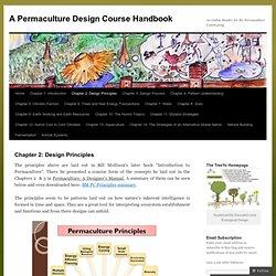 A Permaculture Design Course Handbook