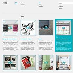 Print Archives - FolderFolder