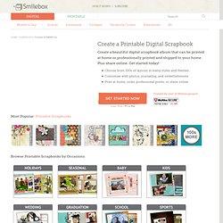 Free Digital Scrapbooks