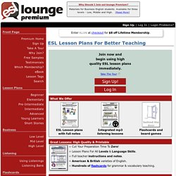 PDF ESL Lesson Plans, Printables & Flashcards, mp3 Listenings